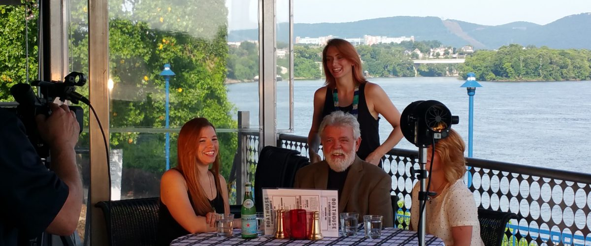 The Most Interesting Man in Chattanooga Visits the Boathouse